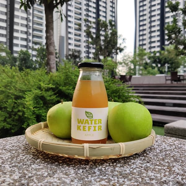 The Kefir King - Apple Water Kefir