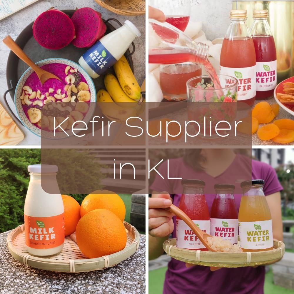 kefir supplier KL