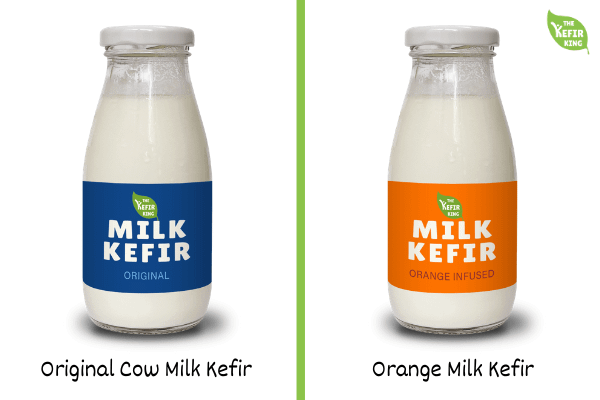 The Kefir King Fresh Milk Kefir in KL