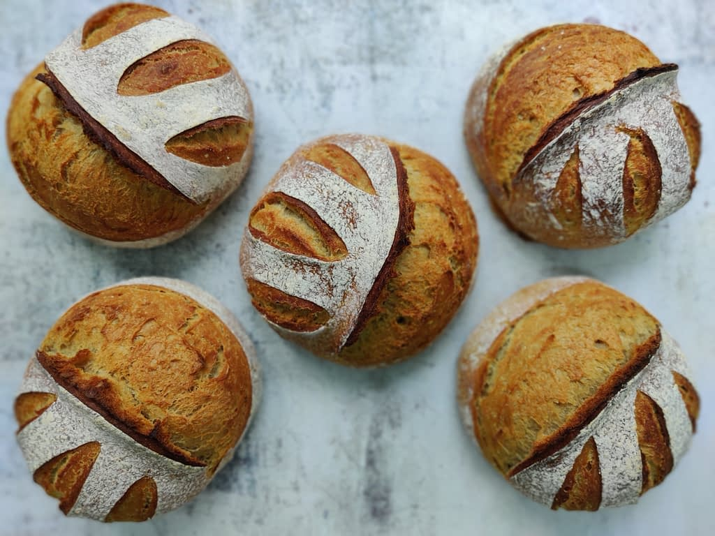 Which sourdough bread is the healthiest?