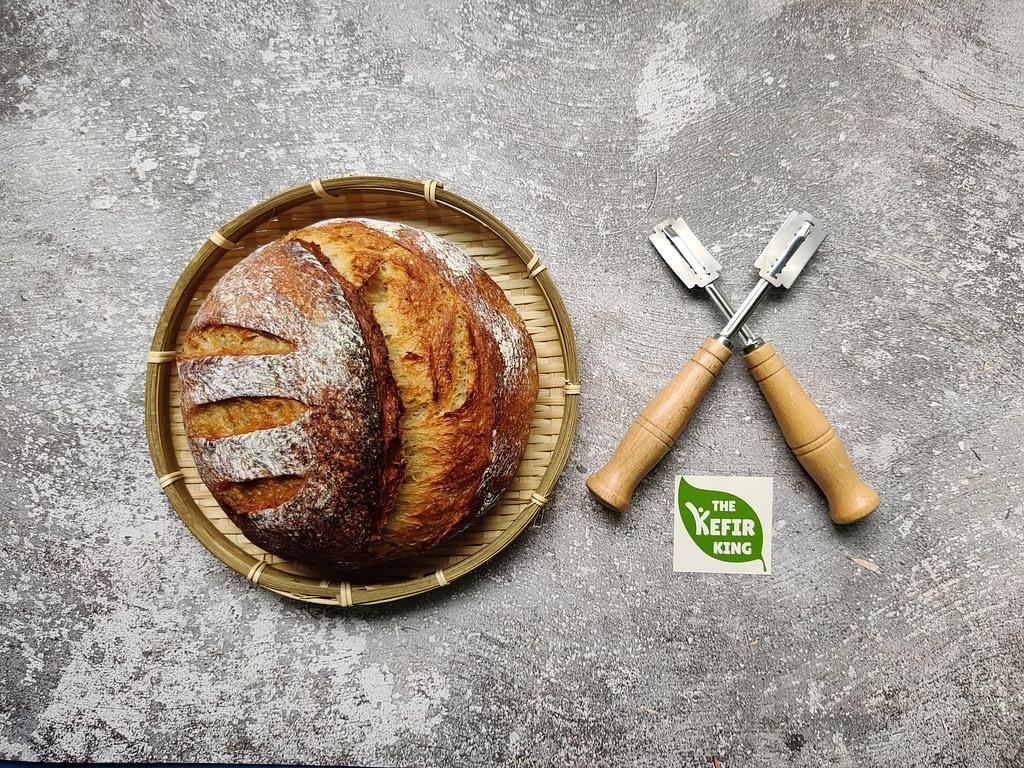 the kefir king sourdough bread baking equipment