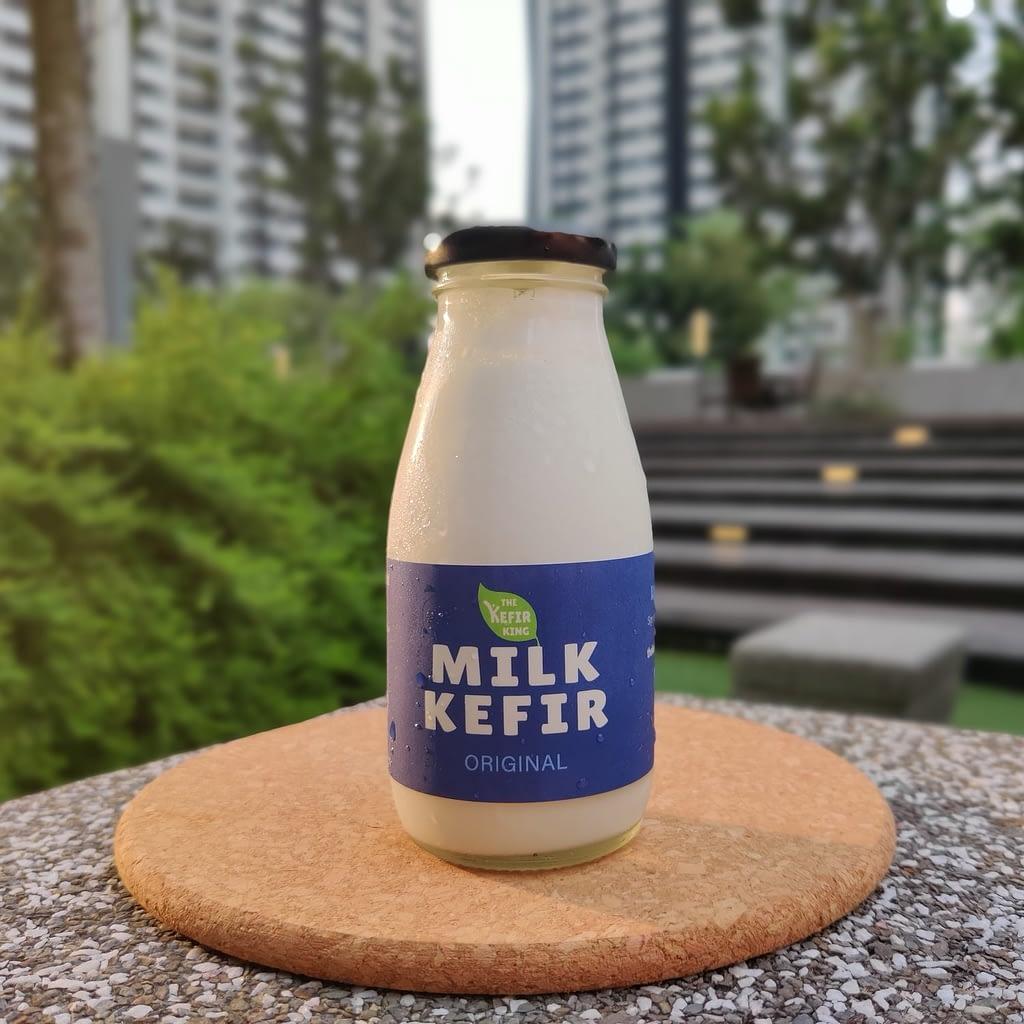 The Kefir King Original Cow Milk